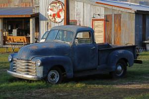 Blue Truck+