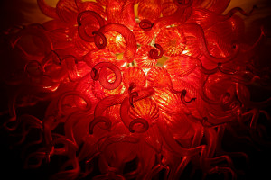 Chihuly Light art 2750+