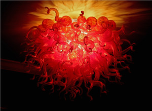 Chihuly Light art 2756+