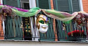 Mardi Gras Balcony+