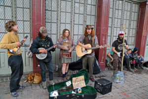 New Orleans Street Band 1+