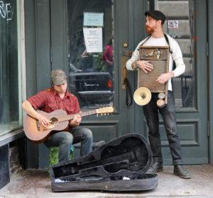 Street Musicians 1+