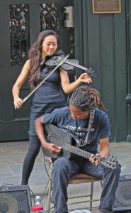 Street Musicians 2+