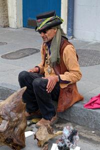 Street Salesman +